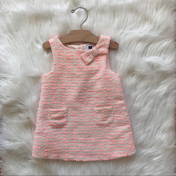 883d024a01978 Janie and Jack Other - Janie and Jack Baby Girl 12-18 months Tweed Dress
